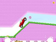Игра Барби и автомобиль