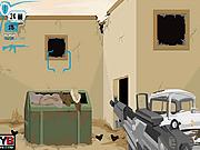 Игра Снайпер на Вражеской Территории