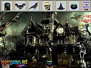 Игра Страшно дворец - найти предметы