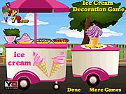 Игра Дети с мороженым