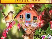 Игра Найти номера - Птицы