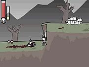 Игра Атака злых монстров