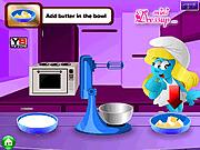 Игра Smurfette Торты