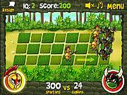 Игра Спартанцы против гоблинов