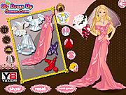 Игра Наряд для Барби невесты