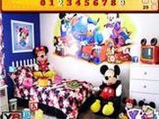 Игра Найти числа - Микки Маус
