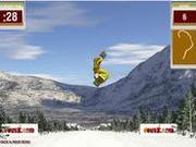 Игра Сноуборд 5 треков