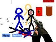 Игра Стрелялки игры с 3Д пушками