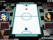Игра Аэро Хоккей - чемпионат