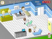 Игра Frenzy  больница