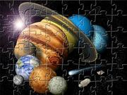 Игра Планеты Jigsaw
