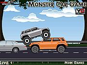 Игра Экстремальный автомобиль монстр