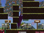 Игра Деревня зомби