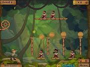 Игра Мафиози в джунглях