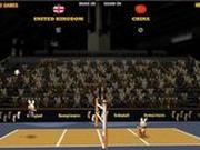 Игра Волейбол для кроликов