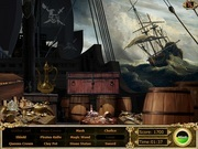 Игра Поиск предметов - Сокровища пиратов