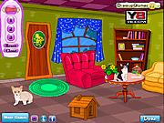 Игра Дом для животных