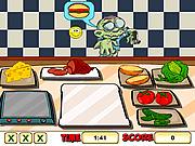 Игра Гамбургеры для зомби