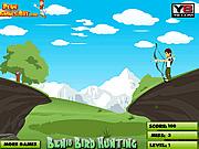 Игра Охота на лесных птиц