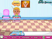 Игра Детская клиника