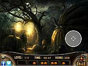 Игра Хэллоуин тыква Снайпер