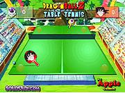 Игра Драгон Бол Пинг-Понг
