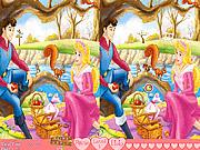 Игра Найди отличия Принцесса Аврора