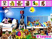 Игра Поиск предметов в детской комнате