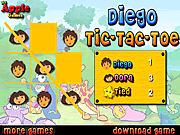 Игра Диего Крестики-Нолики