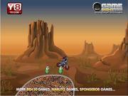 Игра Die Transformer in der toten Wüste