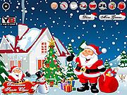 Игра Санта Клаус и Игрушки