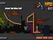 Игра Баскетбол-пушка