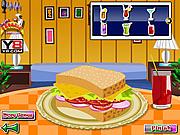 Игра Вкуснейший сэндвич с индейкой