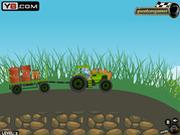 Игра Фермер Тэд и его Трактор