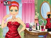 Игра Накрась Принцессу
