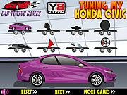 Игра Тюнинг для Honda Civic
