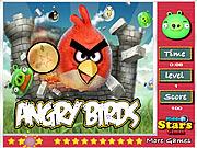 Игра Злые птицы - Скрытые Звезды