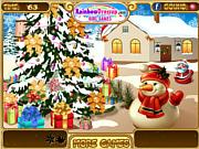 Игра Поиск предметов - Рождество