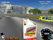 Игра Битва грузовиков 3D