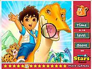 Игра Найти звезды - Диего