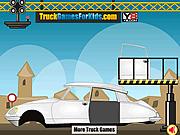 Игра Создайте свой классический автомобиль