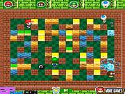 Игра Марио и бомба
