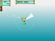 Игра Глубоководный охотник