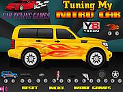Игра Нитро-тюнинг автомобиля