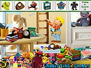 Игра Найти предметы - Детские мультики