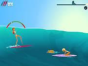 Игра Веселый серфинг