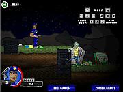 Игра Зомби-пылесос