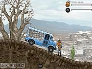 Игра Водитель тюремного автобуса