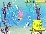 Игра Морские раковины Губки Боб