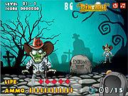 Игра Супер-охотник на зомби